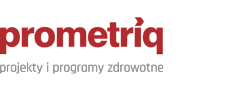 Prometriq – projekty i programy zdrowotne Logo